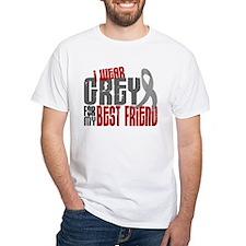 I Wear Grey For My Best Friend 6 Shirt