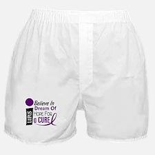 BELIEVE DREAM HOPE Lupus Boxer Shorts