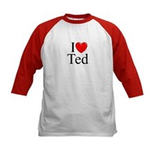 """I Love (Heart) Ted"" Tee"