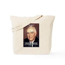 American President FDR Tote Bag