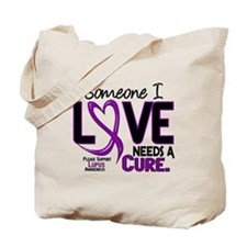 Needs A Cure 2 LUPUS Tote Bag