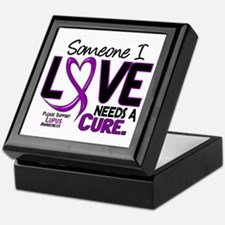 Needs A Cure 2 LUPUS Keepsake Box