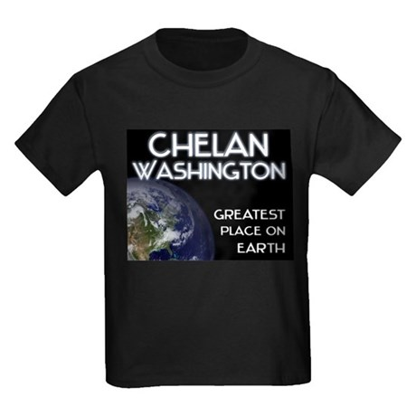 chelan washington - greatest place on earth Kids D