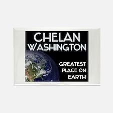 chelan washington - greatest place on earth Rectan