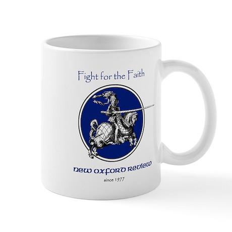 Fight for the Faith Mug