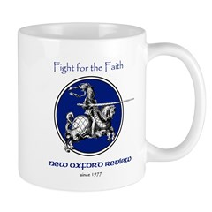 Fight for the Faith Mug