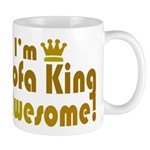 I'm Sofa King Awesome Mug