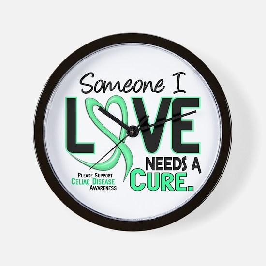 Needs A Cure 2 CELIAC DISEASE T-Shirts & Gifts Wal