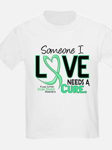 Needs A Cure 2 CELIAC DISEASE T-Shirts & Gifts Kid