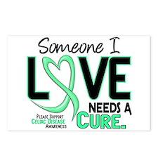 Needs A Cure 2 CELIAC DISEASE T-Shirts & Gifts Pos