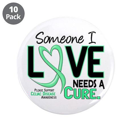 Needs A Cure 2 CELIAC DISEASE T-Shirts & Gifts 3.5