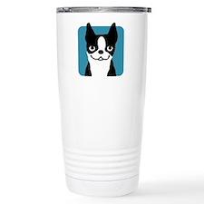 Boston Terrier Smile Travel Mug