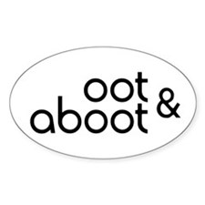Oot & Aboot Decal