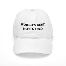 Not A Dad Baseball Baseball Cap
