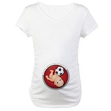 Grownup Tomboy Soccer Shirt #1
