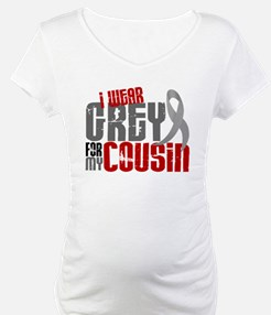 I Wear Grey For My Cousin 6 Shirt