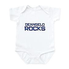 deangelo rocks Infant Bodysuit