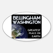 bellingham washington - greatest place on earth St