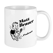 Matt Brauer Podcast Logo Mug
