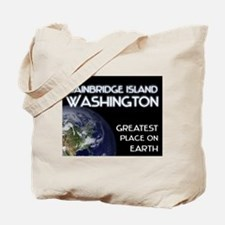 bainbridge island washington - greatest place on e