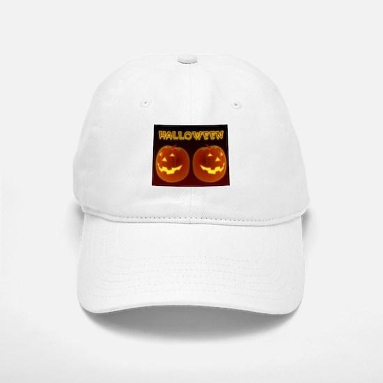 Halloween Pumpkins Baseball Baseball Baseball Cap