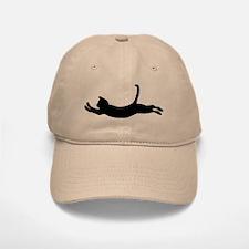 Cat Jump Baseball Baseball Cap
