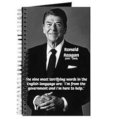 American President Reagan Journal