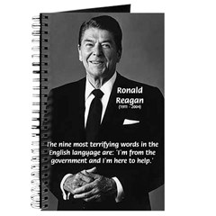 American President Reagan Journal