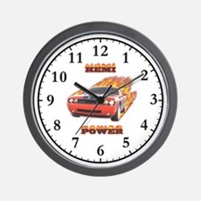 Challenger Wall Clock