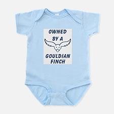 Gouldian Finch Infant Creeper
