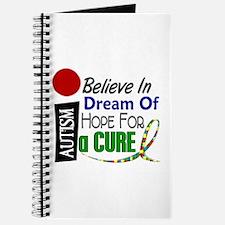 BELIEVE DREAM HOPE Autism Journal