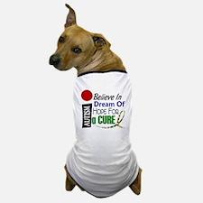 BELIEVE DREAM HOPE Autism Dog T-Shirt