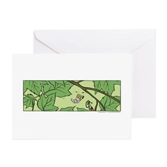Yehuda Moon Logo Greeting Cards (Pk of 10)