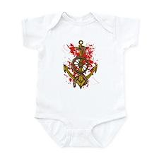 Wreck Diver (Dark Items) Infant Bodysuit
