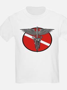 Nurse Diver T-Shirt