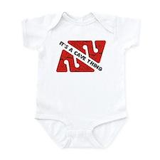 Cave Diver Infant Bodysuit