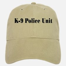K9 Police Baseball Baseball Cap
