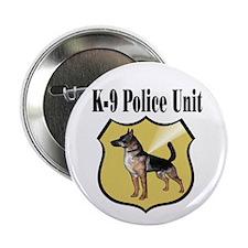 "K9 Police 2.25"" Button"