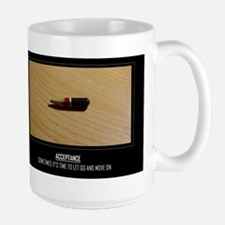 Acceptance Ceramic Mugs