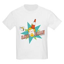 Save Brian T-Shirt