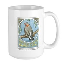Zebra Finch Mug