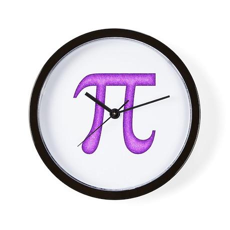 Sparkle Pi Wall Clock