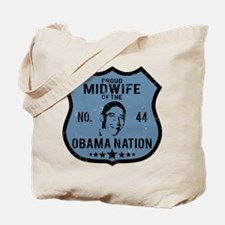 Midwife Obama Nation Tote Bag