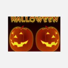 Halloween Pumpkins Magnets