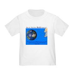 How the Big Bang Happened Toddler T-Shirt