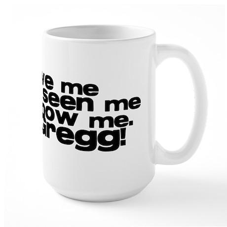 You Love Me Large Mug