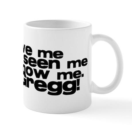 You Love Me Mug
