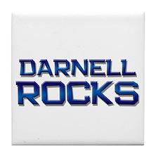 darnell rocks Tile Coaster