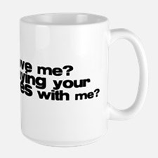 Love Games Large Mug