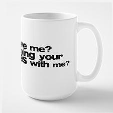 Love Games Large Mug